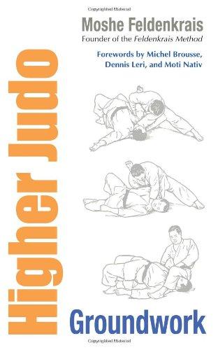 Higher Judo Groundwork  2011 edition cover