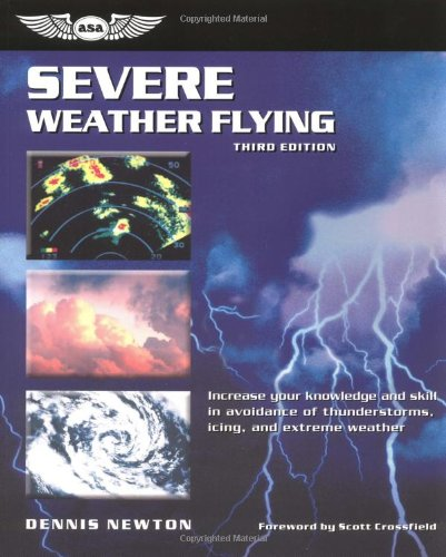 Severe Weather Flying  3rd 2003 edition cover