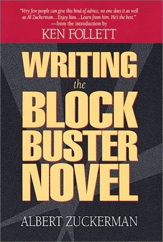 Writing the Blockbuster Novel   2002 edition cover