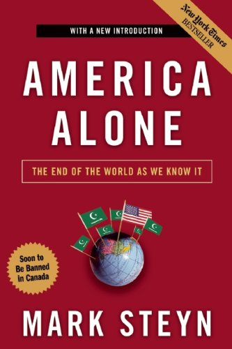 America Alone The End of the World As We Know It  2008 edition cover