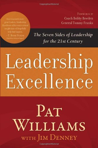 Leadership Excellence The Seven Sides of Leadership for the 21st Century N/A edition cover