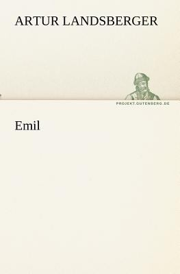 Emil  N/A 9783842406278 Front Cover