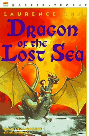 Dragon of the Lost Sea  N/A edition cover