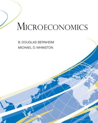 Microeconomics   2008 edition cover