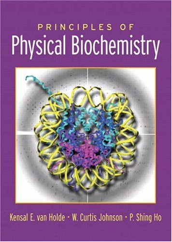 Principles of Physical Biochemistry  2nd 2006 edition cover