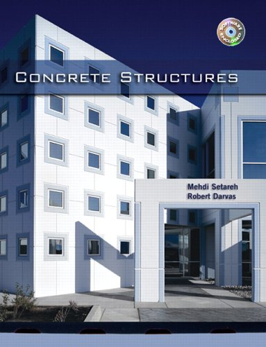 Concrete Structures   2007 edition cover