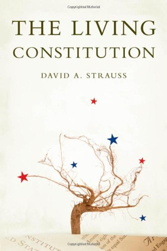 Living Constitution   2010 edition cover