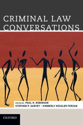 Criminal Law Conversations   2011 edition cover