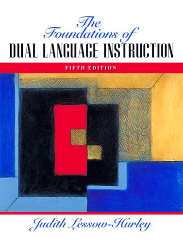 Foundations of Dual Language Instruction  5th 2009 edition cover