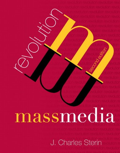 Mass Media Revolution Plus NEW MyCommunicationLab with Pearson EText -- Access Card Package  2nd 2014 9780205944279 Front Cover