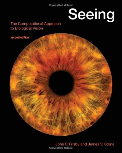 Seeing The Computational Approach to Biological Vision 2nd 2010 9780262514279 Front Cover