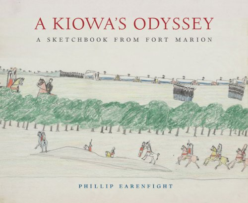 Kiowa's Odyssey A Sketchbook from Fort Marion  2007 edition cover