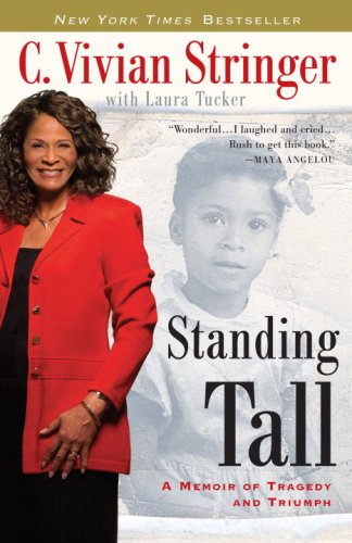 Standing Tall A Memoir of Tragedy and Triumph  2008 edition cover