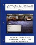 Virtual ChemLab General Chemistry Student Workbook + Access Code V. 4. 5 4th 2014 edition cover