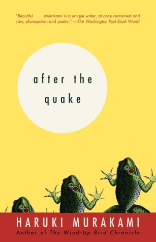 After the Quake   2002 (Reprint) edition cover