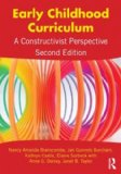 Early Childhood Curriculum A Constructivist Perspective 2nd 2014 (Revised) edition cover