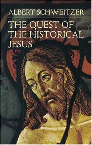 Quest of the Historical Jesus   2005 edition cover