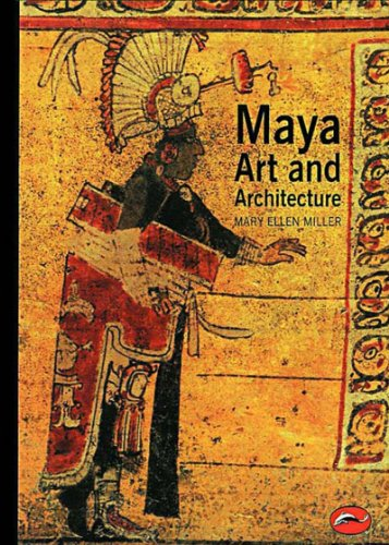 Maya Art and Architecture   1999 edition cover