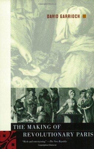 Making of Revolutionary Paris   2004 edition cover