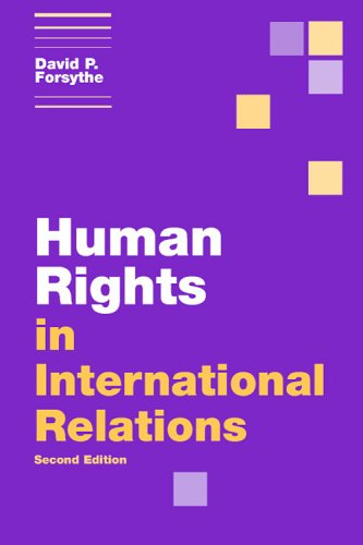 Human Rights in International Relations  2nd 2006 edition cover