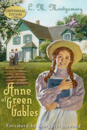Anne of Green Gables   1935 9780553153279 Front Cover