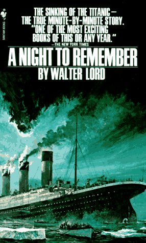 Night to Remember   1955 edition cover
