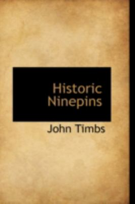 Historic Ninepins:   2008 edition cover
