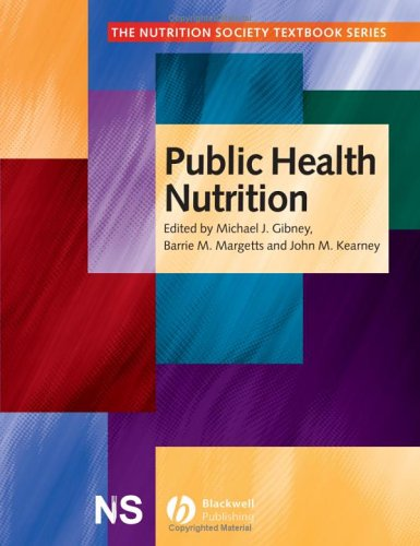 Public Health Nutrition   2004 9780632056279 Front Cover