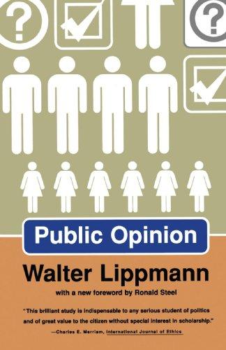 Public Opinion   1997 edition cover