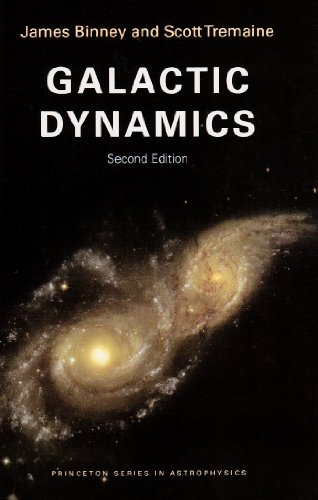 Galactic Dynamics  2nd 2008 (Revised) edition cover