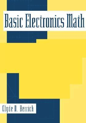 Basic Electronics Math   1996 9780750697279 Front Cover