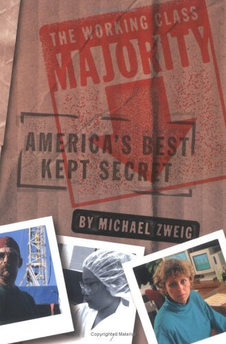 Working Class Majority America's Best Kept Secret  2000 edition cover