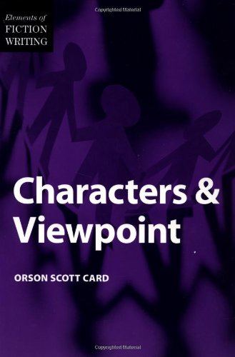 Characters and Viewpoint   1999 edition cover