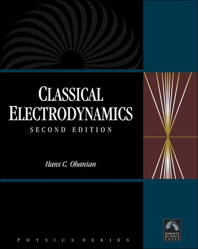 Classical Electrodynamics  2nd 2007 edition cover