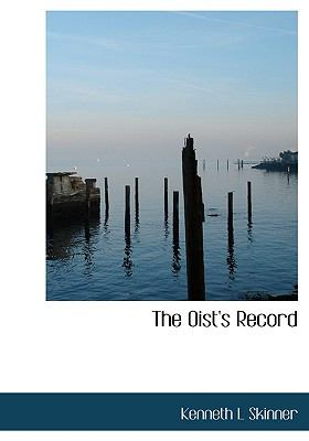 Oist's Record N/A 9781115077279 Front Cover