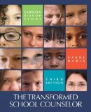TRANSFORMED SCHOOL COUNSELOR 2nd 2015 edition cover