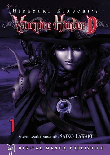 Vampire Hunter D   2007 edition cover