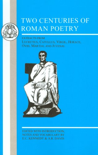 Two Centuries of Roman Poetry  N/A edition cover