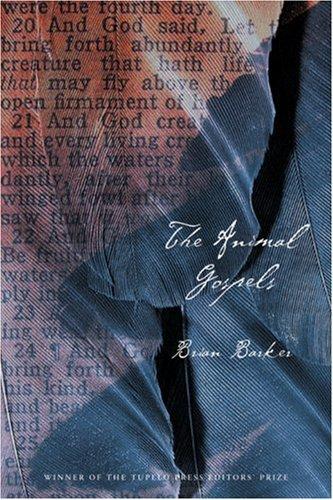Animal Gospels   2006 9781932195279 Front Cover