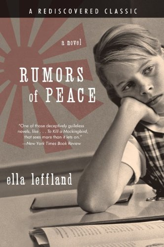 Rumors of Peace  N/A 9780062015280 Front Cover