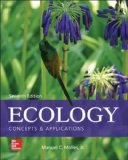 Ecology: Concepts and Applications 7th 2014 edition cover
