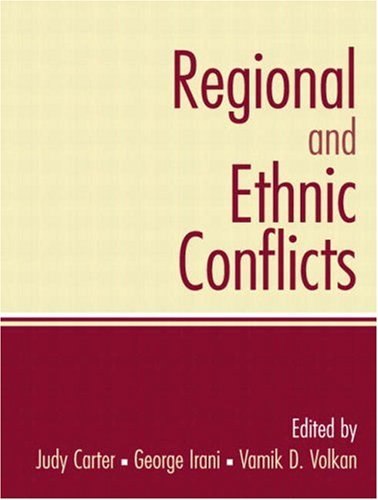 Regional and Ethnic Conflicts Perspectives from the Front Lines 8th 2008 edition cover