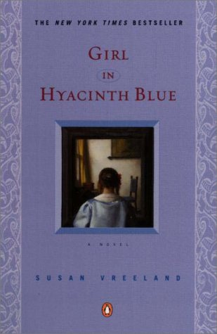 Girl in Hyacinth Blue   1999 edition cover
