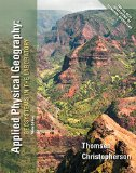 Applied Physical Geography: Geosystems in the Laboratory  2014 edition cover