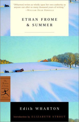 Ethan Frome and Summer   2001 edition cover