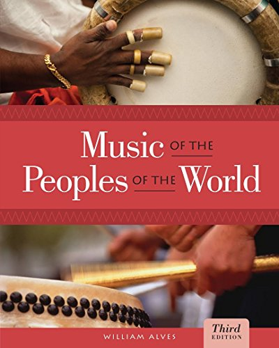 MUSIC OF THE PEOPLES OF WORLD- 1st 9780495071280 Front Cover