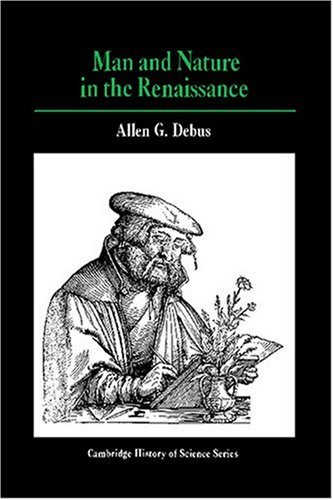 Man and Nature in the Renaissance   1978 edition cover