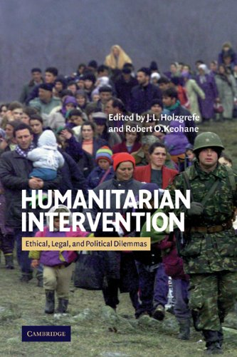 Humanitarian Intervention Ethical, Legal and Political Dilemmas  2003 edition cover