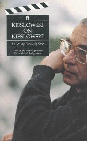 Kieslowski on Kieslowski   1995 edition cover