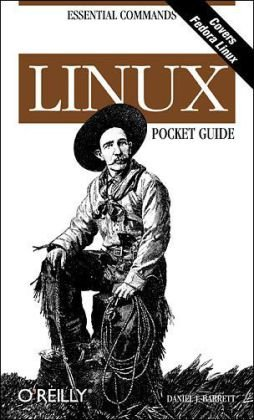 Linux Pocket Guide   2004 edition cover